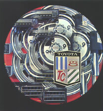 1970s Toyota Accessories Catalog