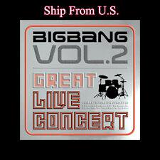 K-Pop Big Bang - 2008 2nd Live Concert [ The Great] (BIGB2C)