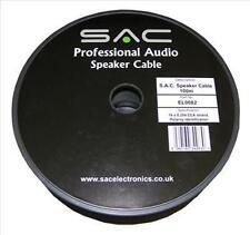 100m Drum Of Professional Speaker Cable