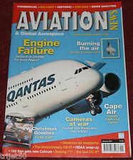 Aviation News 2011 January XB-51,Cape Air,SR45
