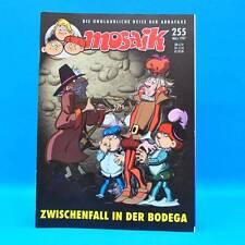 Mosaico Abrafaxe | 255 del marzo 1997 | DDR-digedags-successore | DA COLLEZIONE 1