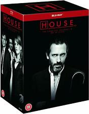 House M.D.: The Complete Collection - Seasons 1-8 [Blu-ray Box Set Region Free]