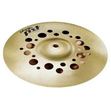 Paiste PSTX 10'' And 12'' Splash Cymbal Stack PSTXSPLSTK10-12
