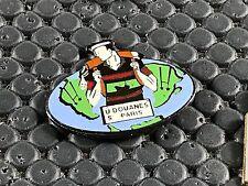 PINS PIN BADGE ARMEE MILITAIRE DOUANES PARIS
