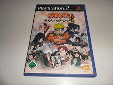 PlayStation 2 PS 2 Naruto: Ultimate Ninja (4)