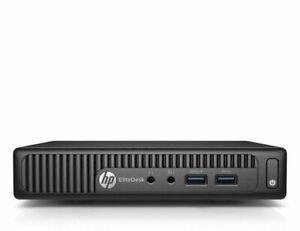HP EliteDesk 705 G3 Mini A10-8770E 2.8GHz | 8GB DDR4 | 256GB NVMe | Win 10 Pro