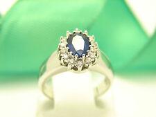 CHRIST Echtschmuck-Ringe aus Weißgold mit VS Reinheit