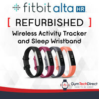 Refurbished Fitbit Alta HR Wireless Heart Rate + Activity Wristband [No Box]