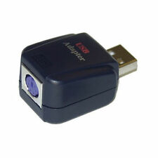 Câbles, hubs et adaptateurs USB avec un connecteur PS/2 mâle