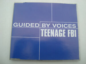 Guided By Voices CD-SINGLE PROMO: Teenage FBI -  Power Pop, Indie Rock
