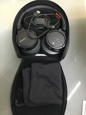 Sony MDR-ZX780DC Bluetooth and Noise Canceling Wireless Headphones / Headset