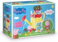 PEPPA PIG GARDEN PLAYHOUSE PLAYSET KIDS TOY