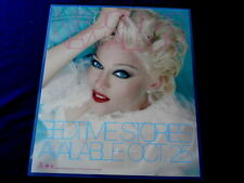 MADONNA~ BEDTIME STORES~ MINT STAND UP~ 9 3/4 X 11/1/4~NEVER USED ~COLLECTABLES