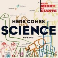 They Might Be Giants - Here Comes Science (NEW CD+DVD)