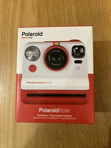 Brand New Polaroid 9032 Now I-Type Instant Camera - Red