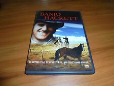 Banjo Hackett (DVD, Full FRame 2005) Don Meredith, Gloria German Haven Used