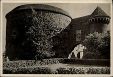 "Tallinn Estland s/w AK ~1950/60 Kanonenturm ""Dicke Margarethe"" Paks Margareeta"