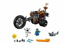 LEGO The LEGO Movie 2 70834 MetalBeard's Heavy Metal Motor Trike 461 Pieces