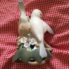 Lovely Royal Copenhagen Pair of Doves or Lovebirds Figurine