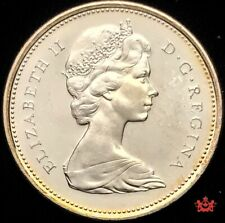 1965 Canada 25 cents - MS63 - Lot#1427P