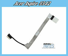 Cable Flex de Video Acer Aspire 5542 5738 5536 LCD Video Cable P/N: 50.4CG08.001