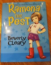 Ramona the Pest Special Read-Aloud Edition large hardback with dust cover