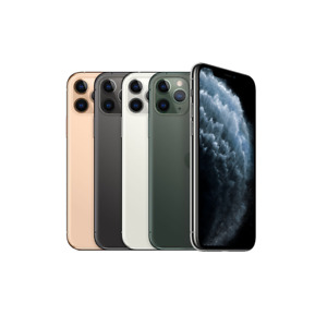 Apple iPhone 11 Pro Max 64GB 256GB 512GB Unlocked All Colours - Excellent