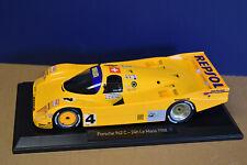 """Norev 1/18 Porsche 962 C """"Camel"""" 24hrs Le Mans 1988 (1 of 1000 Pieces) NEW!"""