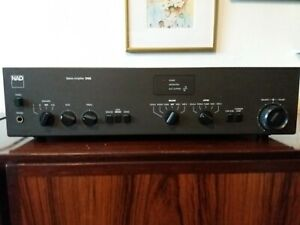 NAD 3155 Integrated Amplifier Excellent Condition 55 Watts