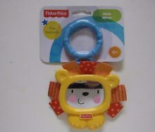 HTF BRAND NEW Fisher Price Mane Mirror Baby Toy Birth Gift Boy/Girl - FREE SHIP
