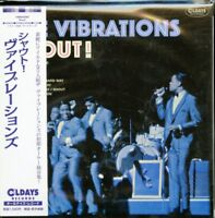 VIBRATIONS-SHOUT!-JAPAN MINI LP CD BONUS TRACK C94