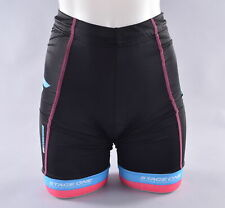 StageOne Triathlon Tights Women's Small Black Blue Pink Tri Shorts