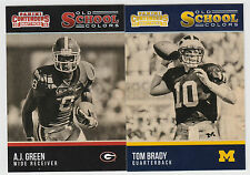 2016 Panini Contenders Draft Picks Football - Old School Colors Set - 25 Cards