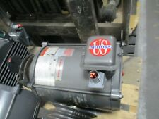 US Motors AE20Y AC Motor AE20 7.5HP 1800RPM 208-230/460V 21-19/9.5A 3Ph Used