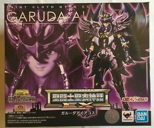 Aiacos Garuda Ex Cloth Myth - Bandai Saint Seiya