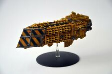 Battle Fleet Gothic Imperial Navy Galaxy Mass Conveyor transport.