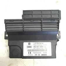 AUDI A8 S8 4E D3 2002-2010 ON BOARD POWER SUPPLY CONTROL MODULE 4E0907280A