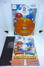Mario & Sonic at the Olympic Games (Nintendo Wii, 2007) Gaming Gamers