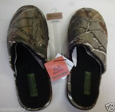 New Reward with Realtree AP Men's Slippers Scuffs Camo Camouflage Medium 8-9