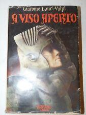 MUSICA - LAURI-VOLPI, G.: A VISO APERTO 1953 dall'Oglio dedica Tastaldi Hoepli