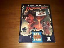 Indiana Jones & The Fate of Atlantis PC BIG BOX