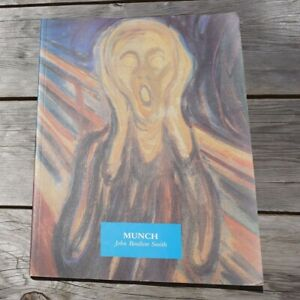 Munch Paperback illustrated Soft Cover Book for Study or Frame John Bolton Smith