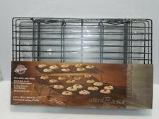 Wilton Stacking Cooling Racks Set of 3 Non-stick Ultra Bake Professional NEW