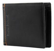Bruno Banani Arizona Wallet Cross Wallet Black Black New