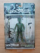 The Matrix The Film N2 Toys Agent Smith in Code Action Figure - Exclusive Rare