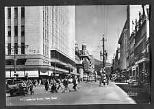 C1950s View of People & Cars, Adderley Street, Cape Town, South Africa