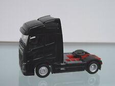 Herpa 303767-004 - 1:87 - Volvo Fh Gl Globetrotter Tractora, Negro - Nuevo