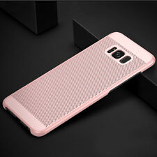 For Samsung Galaxy S8 Plus/S7 Hard Case Thin Shockproof Hybrid Phone Cover Skin