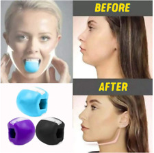 Jawzrsize Jaw Toner And Exerciser And Neck Toner Level Chew Ball Training