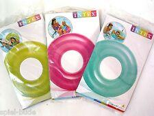 TIPP INTEX Schwimmreifen Schwimmring Tube Ø 76 cm neon leuchtend 3 Farben